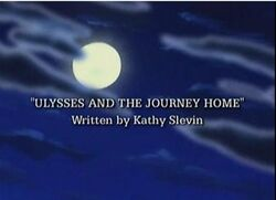 Ulysses and the Journey Home 5