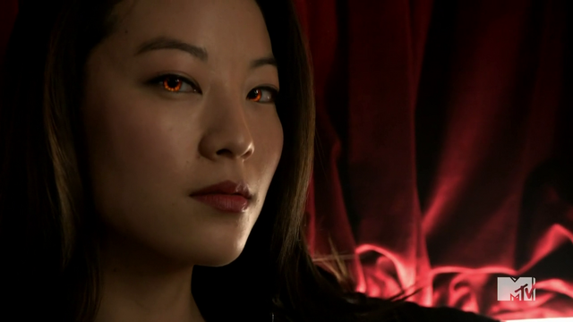 File:Teen Wolf Season 4 Episode 401 The Dark Moon Kira in the Club.png