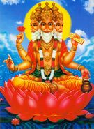Lord-brahma-mantras