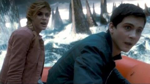 "PERCY JACKSON 2 ""Charybdis The LEVIATHAN "" Movie Clip 7"