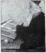 Arthur-Pyle The Enchanter Merlin