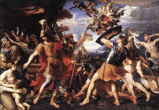 File:800px-PERRIER-Francois-Aeneas-and-his-Companions-Fighting-the-Harpies.jpg