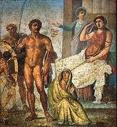 220px-Pompeii - Casa dei Vettii - Ixion