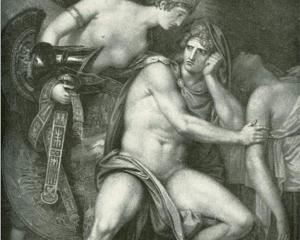 File:Thetis bringing the armor to Achilles.jpg