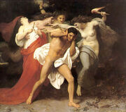 679px-William-Adolphe Bouguereau (1825-1905) - The Remorse of Orestes (1862)