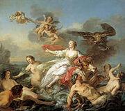 200px-Jean-Baptiste Marie Pierre - Le Rapt d'Europe