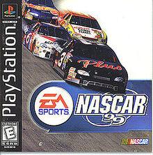 NASCAR99CoverArt