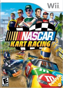 File:NASCAR Kart Racing Cover.jpg