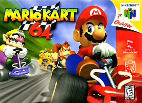 File:Mario Kart 64box.png
