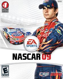 NASCAR 09 Cover
