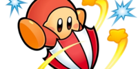Parasol Waddle Dee (Team Kirby)