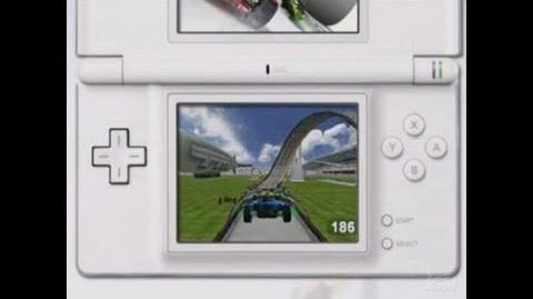 TrackMania DS Nintendo DS Trailer - Track Editor
