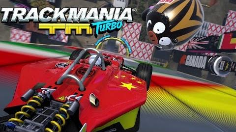Trackmania Turbo - Announcement trailer - E3 2015 UK