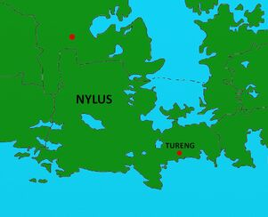 Nylus map(sample)