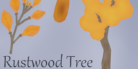 Haarstryke Kalt / Rustwood Tree