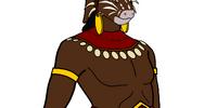 Faad IV Emver of the Unas Clan