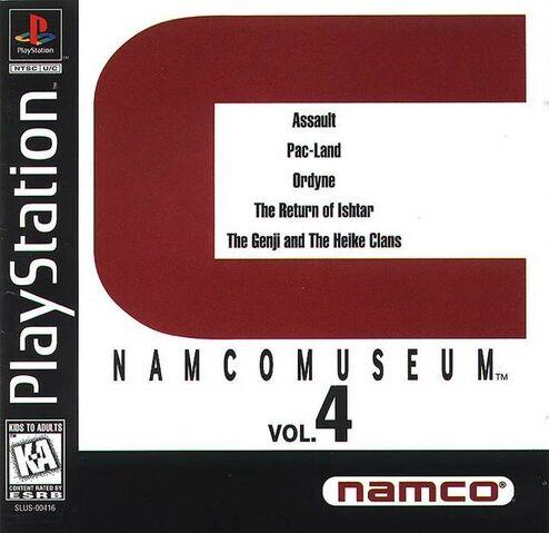 File:Namco Museum Volume 4.jpeg
