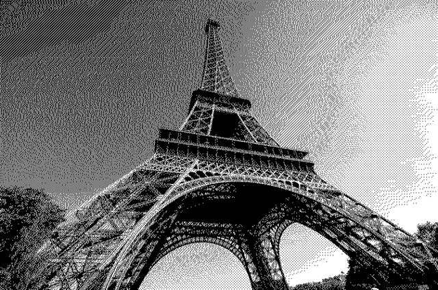 File:WebP test - bw 100% dither.png