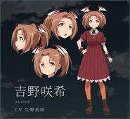 Saki Yoshino CV