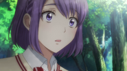 Nene's reaction to Yamada and Urara kissing