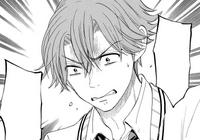 Shinichi expresses his displeasure