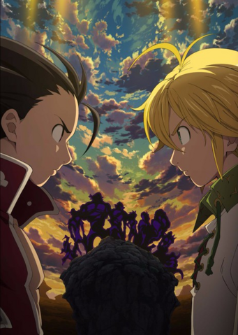 File:Nanatsu no Taizai Anime Second Season Poster.png