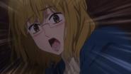 Cenette shocked from seeing Diane