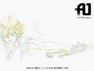 Anime Concept Art - Meliodas