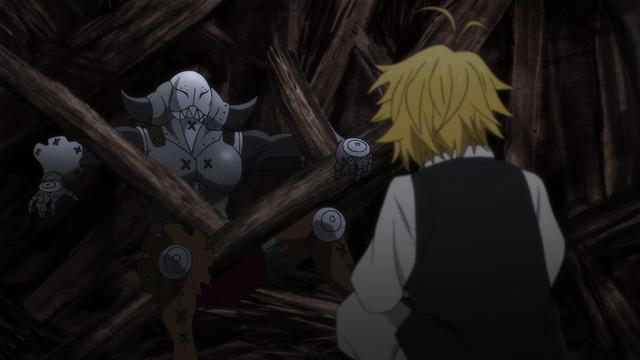 File:Golgius falling into Meliodas trap.png