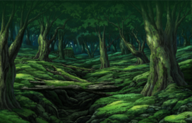 Forest of White Dreams anime