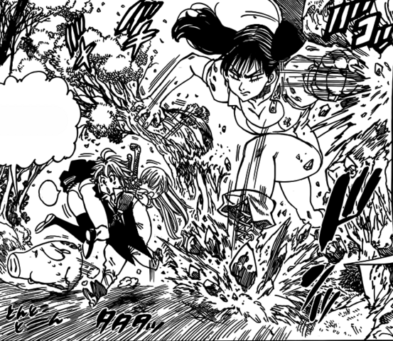 File:Diane chasing Meliodas thinking he is Ruin.png