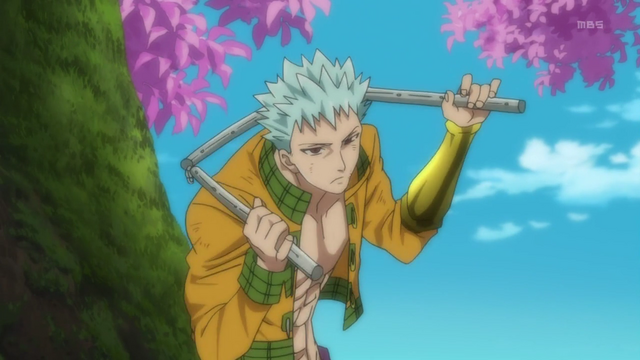File:Ban taking out his weapon.png