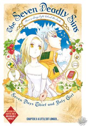 Seven Days Manga Chapter 3