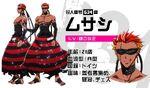 Musashi AnimeDesign