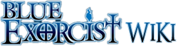 File:Blueexorcist Wiki-wordmark.png