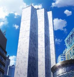 Windowless BuildingDay