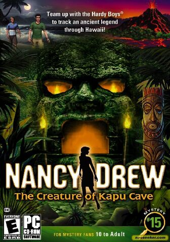 File:Nancy drew the creature of kapu cave frontcover large YtS2Z3KwpS9hiNA.jpg