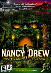 The Creature of Kapu Cave