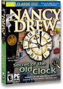 Old Clock Box