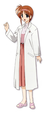 Dr. Ai Makihara Movie 1st