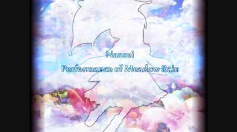 南西Project - PoMR - Akari Watoga's Theme - Jungle is Mine ~ Bottle of Rain - Boss 1-0