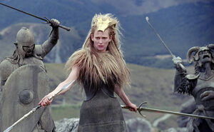 Tilda Swinton as Jadis, the White Witch 1