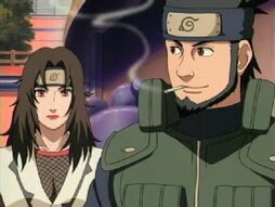 Asuma and Kurenai