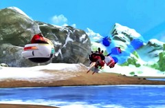 Sonic's Homing Attack