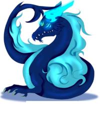 Great Water Dragon