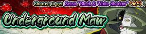 Underground Maw Banner