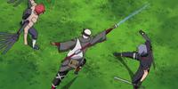 Fourth Shinobi World War: Confrontation