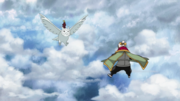 Deidara vs Onoki