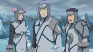 Dotō's Three-Man-Team