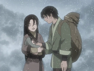 Haku's Mom and Dad